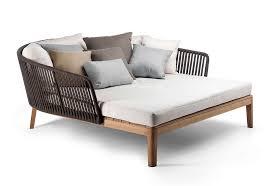 tribu furniture. view in gallery yarn and teak daybed mood from tribu 1 thumb 630x433 21447 furniture