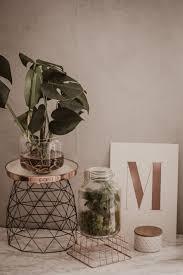 Deko Ideen Für Den Frühling Deko Tipps Fürs Wohnzimmer Rosegold