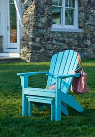 teal blue furniture. Coastline Adirondack Chair In Teal With Matching Footstool Teal Blue Furniture