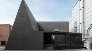 WGNB <b>designs</b> all-black flagship shop for <b>fashion brand</b> Juun.J
