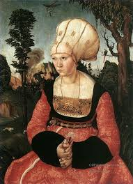 4 portrait of anna cuspinian renaissance lucas cranach the elder