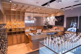 nixon store by checkland kindleysides new york city retail