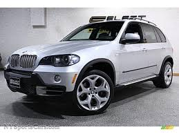 2008 BMW X5 4.8i in Titanium Silver Metallic - 161223 ...