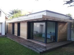 Extension De Maison En Bois Dans Le Morbihan