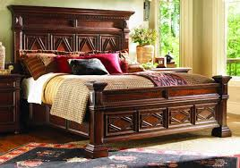 Lodge Bedroom Furniture Fieldale Lodge Pine Lakes King Bed Sale Ends May 18