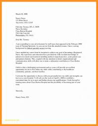 How To Write A Nursing Cover Letters 10 Nurse Resume Cover Letter Samples Cover Letter