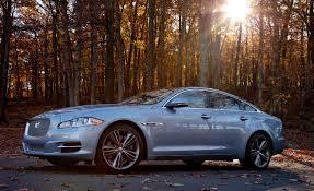 2010 - 2012 Jaguar XJ Review - Top Speed