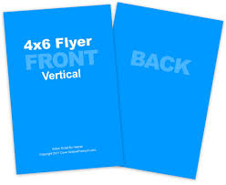 4 X 6 Flyer Template 4x6 Flyer Template 4x6 Vertical Flyer Mockup Action Cover Actions