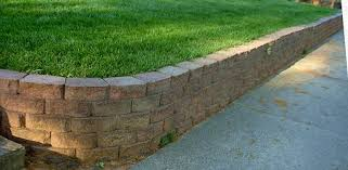 how to build retaining wall corners
