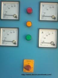 ammeter selector switch wiring diagram explanation selector switch panel meter
