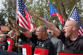 Image result for trump neo-nazi supporters