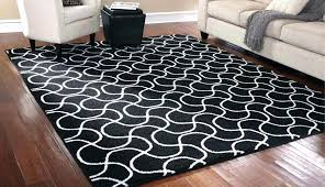 large black area rugs and white target beige striped wool brown large size of black and