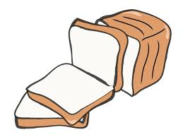loaf of bread clipart.  Bread Loaf Of Bread Clipart  Library In O