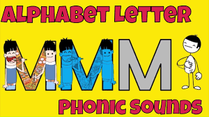 The international phonetic alphabet (ipa) is an academic standard that was created by the international phonetic association. Alphabet Letter Phonic Sounds M Easy Esl Games Youtube