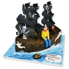 Haunted Pirate Ship Cake Birthday Cakes The Cake Store
