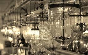 chandelier bell jar lighting fixtures