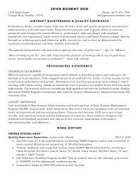Automotive Resume New Aircraft Mechanic Resume Examples Aviation Structural Maintenance
