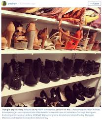 heel to toe to squeeze in extra shoe space shoe storage wardrobe