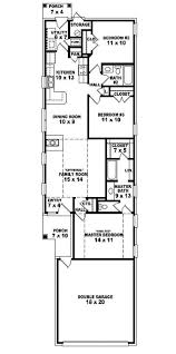 house plan floor plan house plans for narrow lots on waterfront with front