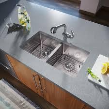 Mrdirect Stainless Steel 31 X 18 Double Basin Undermount Kitchen