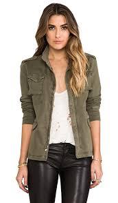 army jacket army jacket anine bing