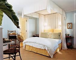 Nantucket Bedroom Furniture In The Master Bedroom Of Ashley Brittinghams Nantucket Retreat