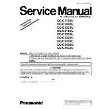 cq for ioffer sharp cq c1303u 2 manual by mauritron 298123