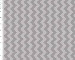 Riley blake chevron | Etsy & Grey Chevron Fabric, Riley Blake C400-41 Gray Small Chevron Tone on Tone  Grey Adamdwight.com