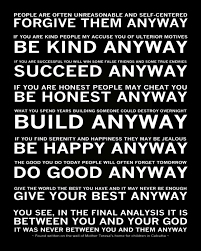 Mother Teresa Quotes Love Anyway Beauteous Download Mother Teresa Quotes Love Them Anyway Ryancowan Quotes