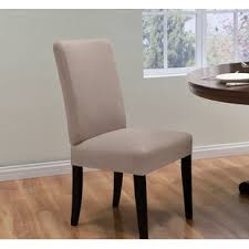 parsons chair slipcovers. Fine Slipcovers Box Cushion Dining Chair Slipcover Throughout Parsons Slipcovers R