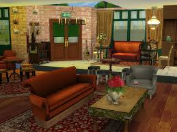 candiii s friends apartment central perk
