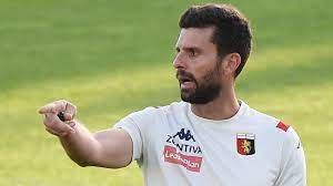 Genoa turn to Thiago Motta after sacking Andreazzoli