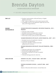 10 Good Summary Of Qualifications For Resume Examples Mla
