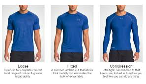 Under Armour Sweater Size Chart Under Armour Size Chart