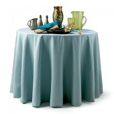 spun polyester tablecloths