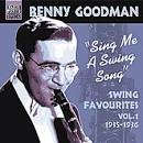 Swing Favourites, Vol. 1: 1935-1936: Swing Me a Swing Song