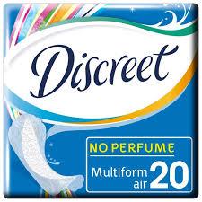 <b>Discreet прокладки</b> ежедневные Air Multiform — в наличии, купить ...