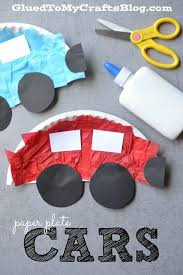 art and craft ideas for toddlers pinterest. paper plate cars {kid craft} art and craft ideas for toddlers pinterest h