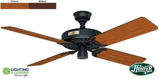 lovely white hunter original 52 1320mm 4 or 5 blade indooroutdoor ceiling playful hunter outdoor ceiling fans