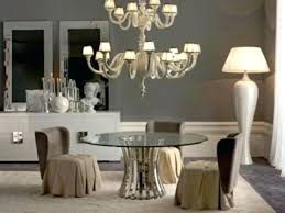 archaicawful chandelier over dining room table empire round glass dining table and chandelier over photos table