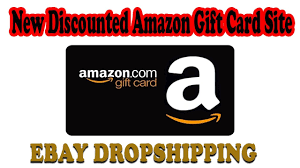 new ed amazon gift card site for ebay drop shippers