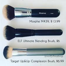 elf makeup brushes target. comparison of the morphe m439 brush, elf ultimate blending and target up\u0026up elf makeup brushes