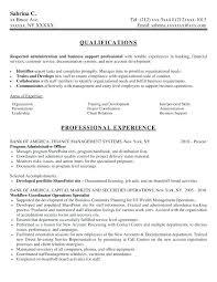 Sample Administrator Resume Sample Resume For Admin Support Simple