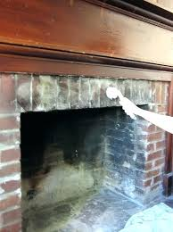 how to clean fireplace brick cleaning brick fireplaces how to clean fireplace bricks cleaning brick fireplaces