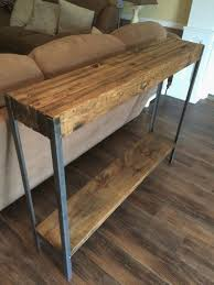 diy sofa table plans sofa diy sofa table plans awesome rustic metal leg cool woodworking
