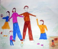 Рассказ о семье Я мама  Рассказ о моей семье глазами ребенка