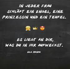 Injederfrau Engel Prinzessin Teufel Drachw Esliegtandir Spruch