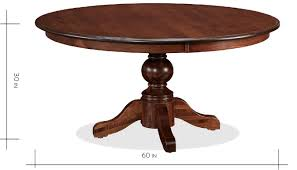 round dining room table with leaf. Baytown Asbury Maple 60\ Round Dining Room Table With Leaf