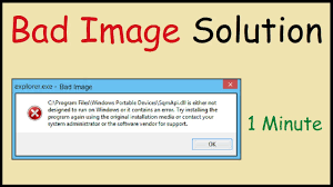 Steam Api64 Dll Is Either Not Designed Bad Image Pop Up Error On Windows 10 Solution