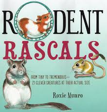 Rodents Lower Classifications Roxie Munro Rodent Rascals Illustrated Nonfiction Book